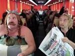 Gérard Depardieu Obélix pour parodier frasques urinaires