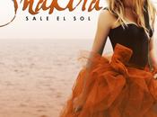 """Shakira """"SALE SOL"""": 400000 d'exemplaires Vendus!"""