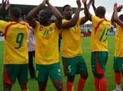 Cameroun-Ile Maurice onze entrant