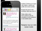 Britney version mobile