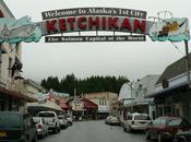 Croisiere Alaska: Ketchikan, Capitale Saumon