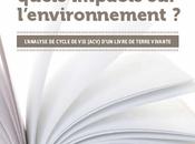 Terre vivante, premier éditeur France réaliser l'Analyse Cycle livres