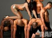 """Kelly Rowland, terriblement sexy dans nouveau clip """"Lay"""