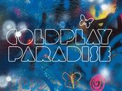 Coldplay pochette Paradise dévoilée.