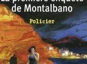 première enquête Montalbano, polar Andrea Camilleri
