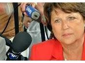 Dans l'Aisne mercredi septembre réunion publique soutien candidature Martine Aubry avec Adeline Hazan