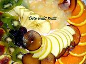 Tarte multi-fruits