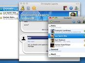 Comment combiner messenger iChat