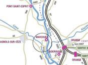 Gard four explose site nucléaire, risque fuite radioactive