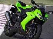 circuit Nürburgring Kawasaki Ninja ZX-10R