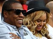 Beyoncé Jay-Z assiste finale l'US Open