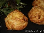 Gougères fromage.