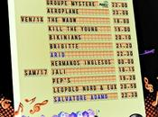 Programme Fêtes Wallonie Namur 2011