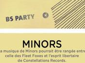 PARTY, septembre L'International MINORS CVANTEZ ERIN LANG FOUNDLINGS