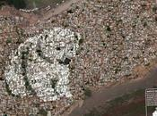 Avec Greenpeace peignons toits maisons blanc