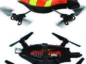 AR.Drone modifié pour pirater réseaux Wifi