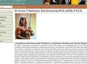 Conan Barbarian, votre nouveau prof d'anglais
