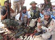 LIBYE guerre civile commencé