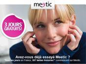 Meetic vous offre jours gratuits