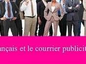 slide jeudi Rapport Sofres français courrier publicitaire l'ère digital