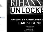 Tracklist nouvel album Rihanna