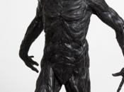sculpture pneus avec Yong