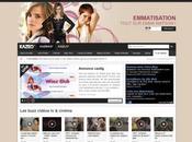 Emmatisation, site Emma Watson France, plateforme KAZEO l'actrice