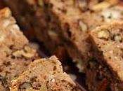 Cake farine sarrasin, chèvre noix