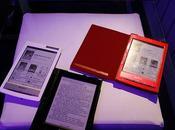 Sony Reader PRS-T1 première prise main
