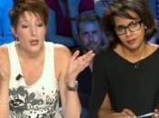 Clash chez Laurent Ruquier entre Christophe Hondelatte, Natashia Plony Audrey Pulvar