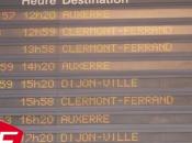 nouveaux horaires 2012 SNCF TEOZ, TER…