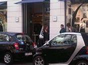 vitrines Colette, véritable évènement cette Fashion week!