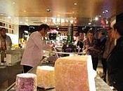 François Robin orchestre dégustation fromages chez Fauchon