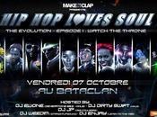 Loves Soul soirée évènement revient Paris octobre 2011