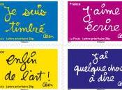 "nouvelle collection timbres ""Ben"""