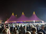 Festival Dour L'artistique l'épreuve boue