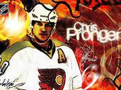 Création Hockey Glace Chris Pronger