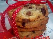 cookies cranberries, amandes chocolat blait Ninotchka
