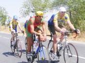 Grand prix cycliste Chantal Biya: dernière ligne droite.