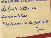 Cercle littéraire amateurs d'épluchures patates SHAFFER BARROWS