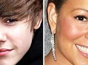 Choc Mariah Carey avec... Justin Bieber