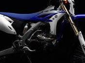 Nouvelle Yamaha WR450F 2012 d'enduro compacte