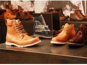 Timberland ouvre boutique éphémère