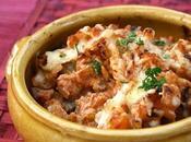 Chou-fleur pommes terre strogonoff