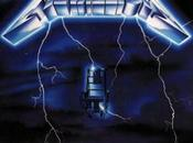 Metallica Ride lightning