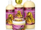 nouvelle crème corps Khiel's Jeff Koons!