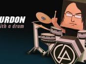 Papertoys Linkin Park