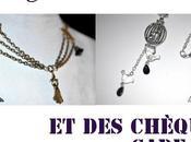Concours Strawberry Mag: Gagnez bijoux signés Camériste