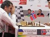 Echecs Bilbao Carlsen 1½-½ Ivanchuk blitz