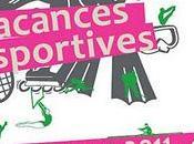 Programme vacances sportives Automne 2011